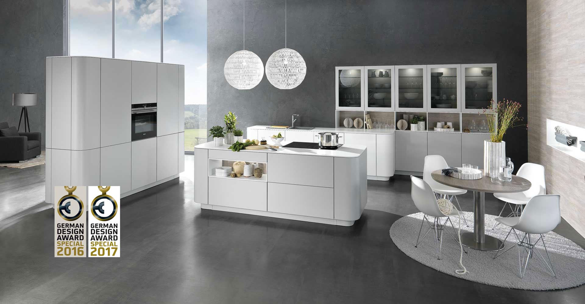 Rational kitchens award winning german kitchen furniture for Kitchen designs lancashire