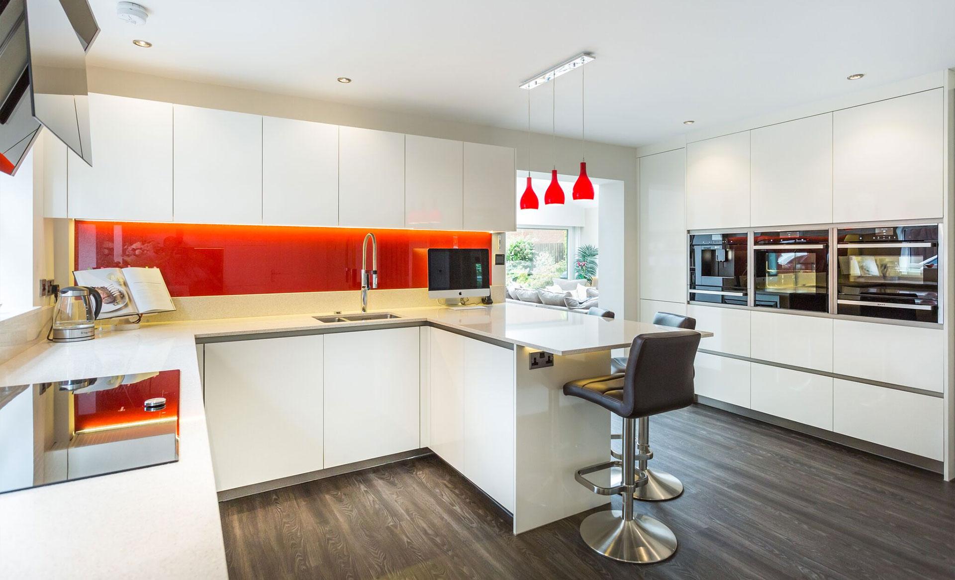 Designer Kitchens Clitheroe Award Winning Rational
