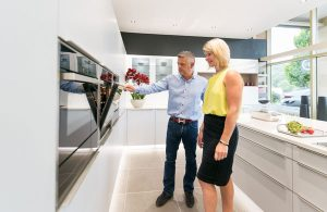 Somax Kitchens Showroom in Clitheroe Lancashire