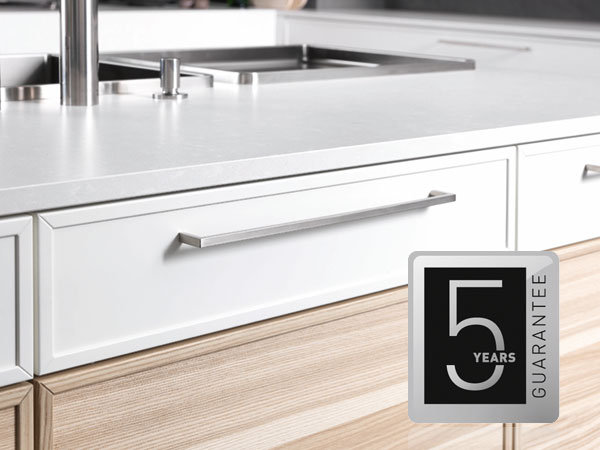 Rational Kitchens 5 year guarantee
