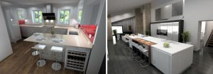 Somax Kitchens 3D images