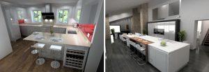 Somax Kitchens 3D images